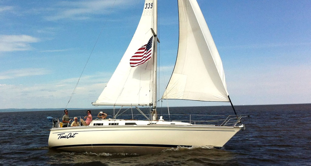 Duluth sailing charters lake superior sailboat trips for Charter fishing duluth mn